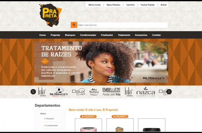 FreeLancer E-Commerce PraPreta