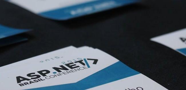 Evento – ASP.NET Brasil  Conference 2016