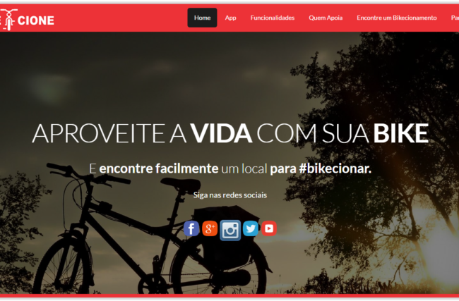 Freela – Bikecione – Encontre facilmente um local para bikecionar.