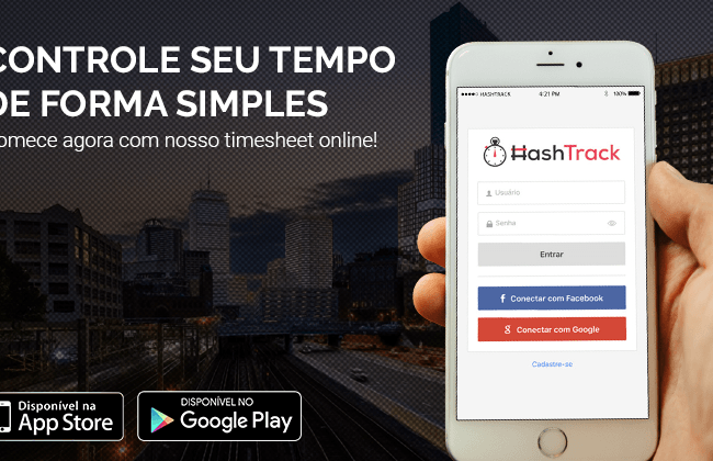 StatupDev – Por dentro do HashTrack