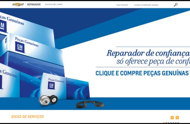 Freela – Reparador Chevrolet – Encontre facilmente sobre manutenção, peças e manuais.