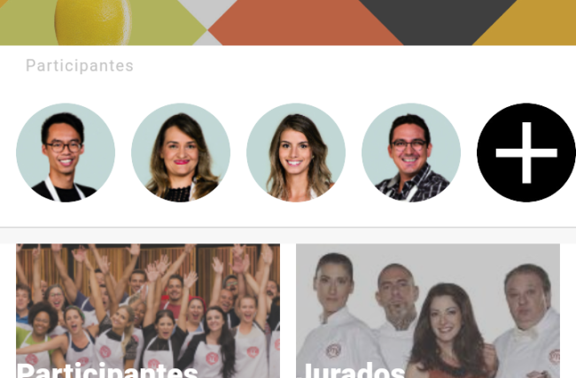 App MasterChef Brasil 2017